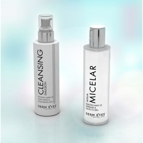 PACK DERMEYES DUO CLEAR FACE