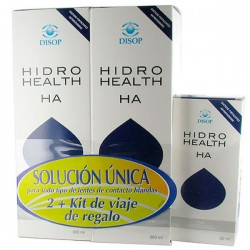 PACK HIDRO HEALTH HA