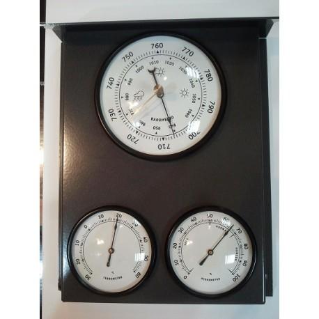 Estación meteorológica analógica 3