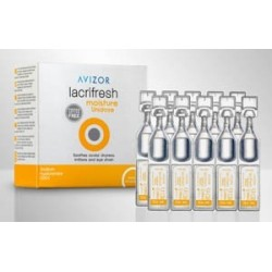 LACRIFRESH MOISTURE 20x0.40ml