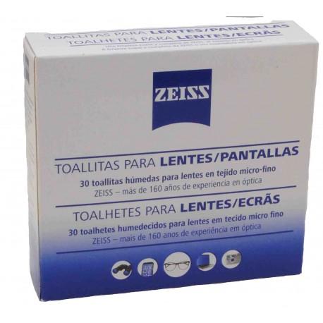 TOALLITAS LIMPIAGAFAS ZEISS