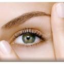 Contorno de ojos. Cuidado facial